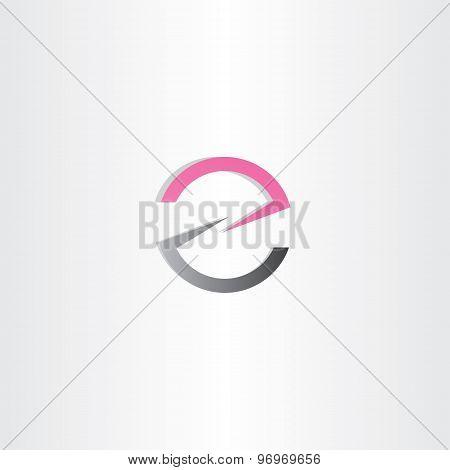 Letter Z Or E Logotype Vector