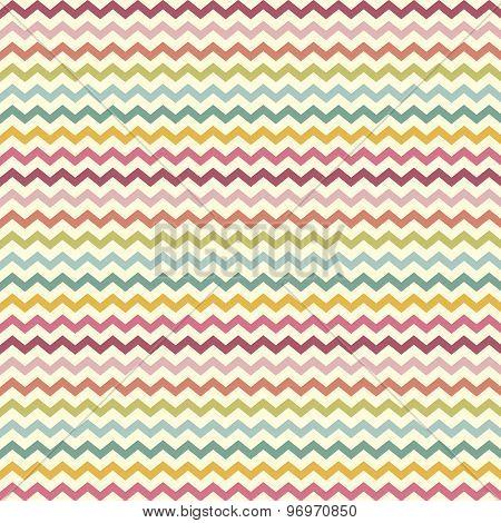 vector zigzag chevron pattern