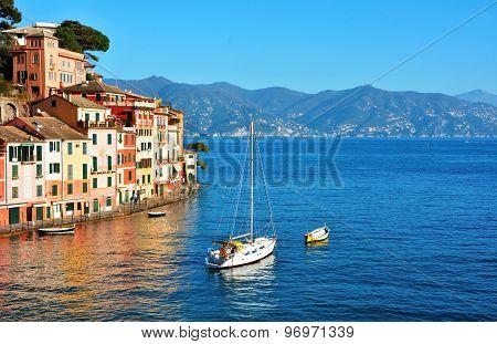 Portofino Italy Ligurian Coast