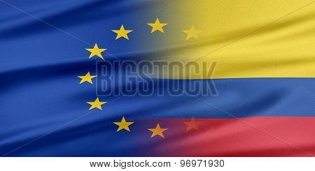 European Union and Colombia.