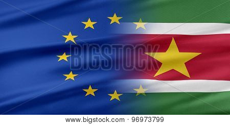European Union and Suriname.