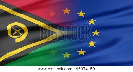 European Union and Vanuatu.