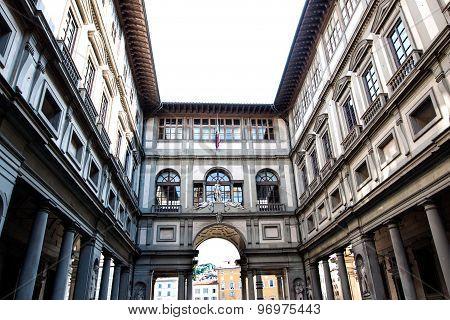 Uffizi Gallery,