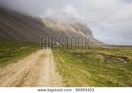 Vicking Village In Stokksnes