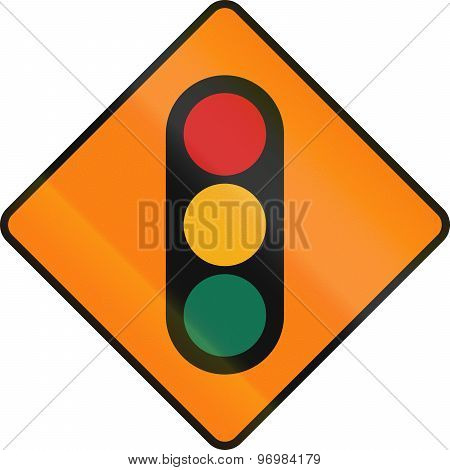 Traffic Lights In Ireland