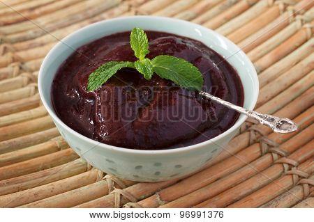 Brazilian Dessert Acai Pulp