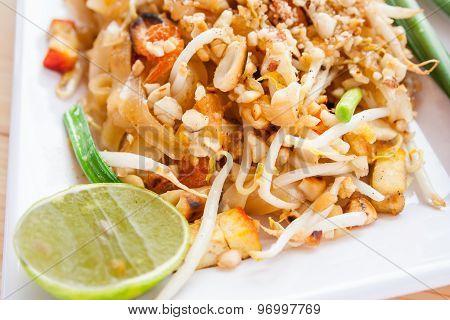 Thai Noodle.