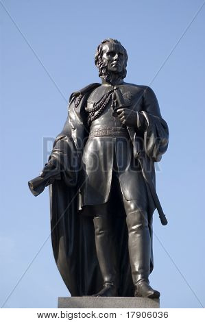 General Charles Napier statue