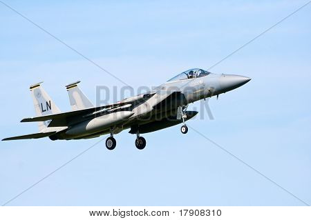 F-15 Eagle Jetfighter
