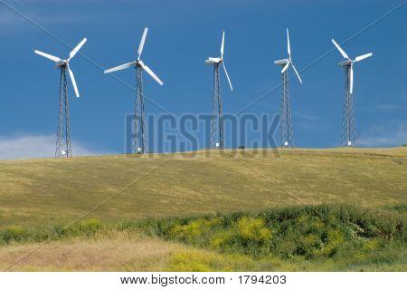5 Turbines