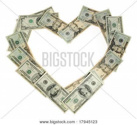 Heart Of The Money