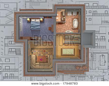 Apartment.