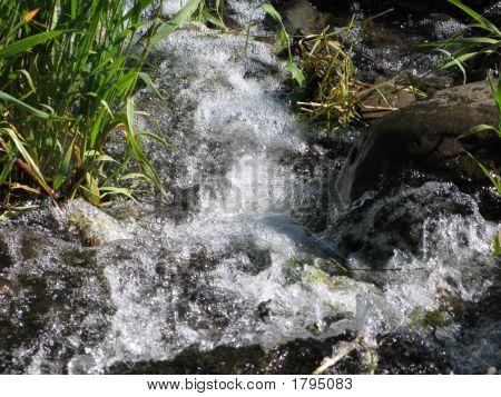 Bubbling Streeam