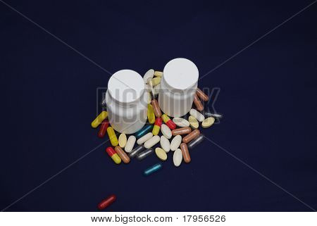 Capsule And Pills