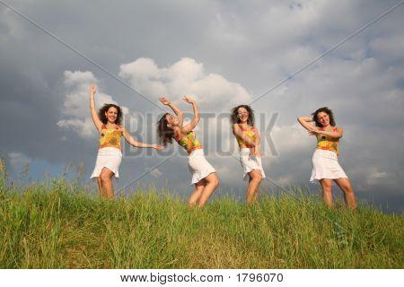 Dança de gêmeos