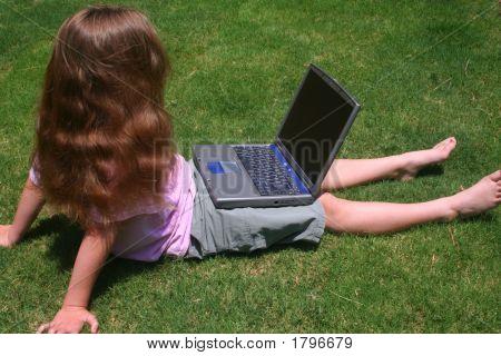 Backyard Laptop