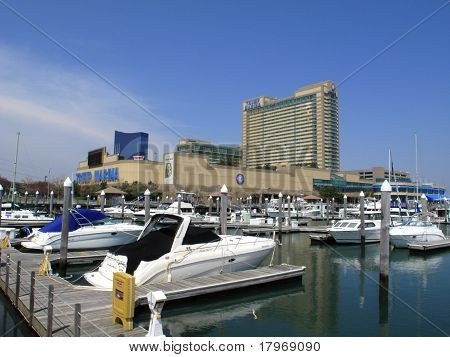 Atlantic City - Trump Marina Hotel And Casino