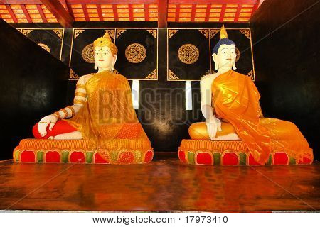 The double buddha