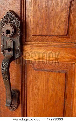 Door Handles.