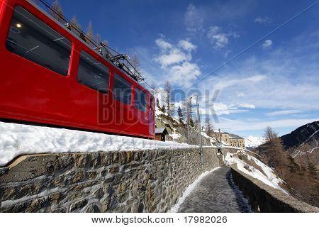 red mountain train