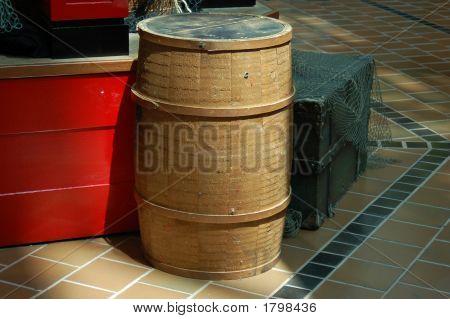 Wine Container