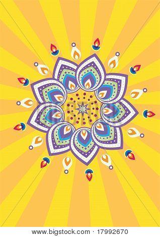 Indian Pattern
