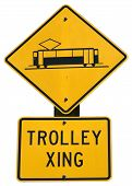 Trolley Crossing