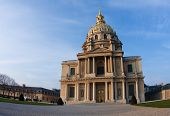 foto of bonaparte  - Les Invalides in Paris - JPG