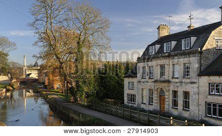 Bridge House & Ebley Mills