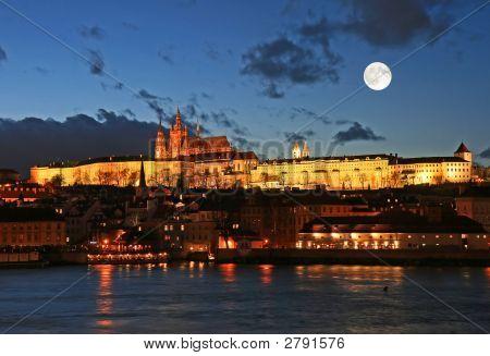 The Famous Prague Castle