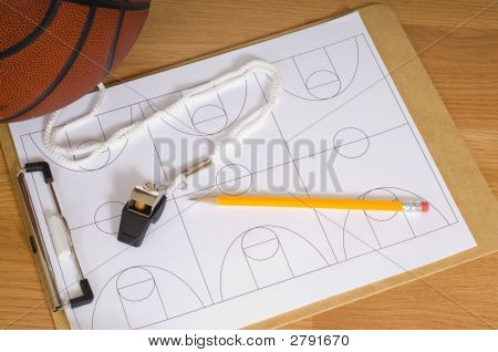 Basketball Coaches Items