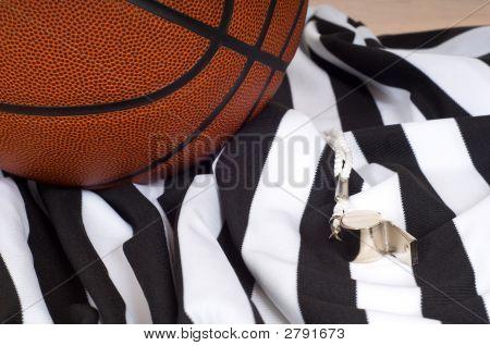 Basketball Referee Items