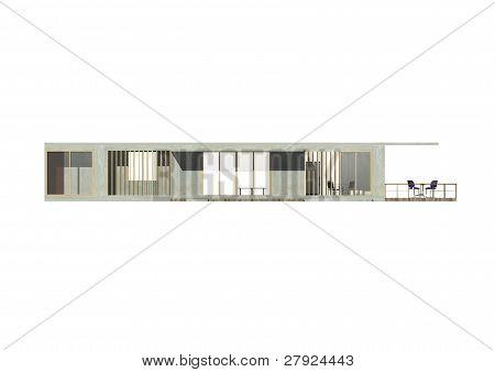 Architecture 3d Elevation