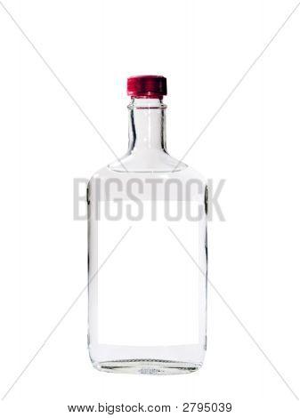 Vodka Isolated