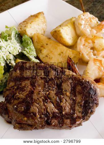 Dinner - Steak Forefront