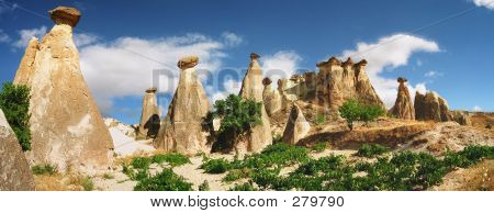 Stone Formations