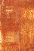 Rusty Metal Texture Or Rusty Metal Background. Rusty Metal For Interior Exterior Decoration Design B poster