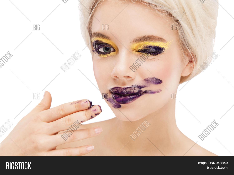 Как сделать макияж что бы не растекся