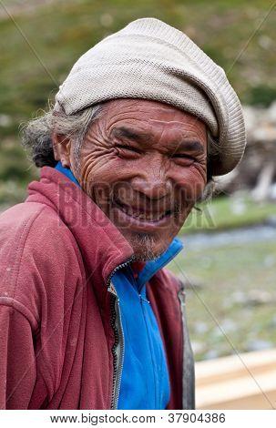 Tibetan Drover