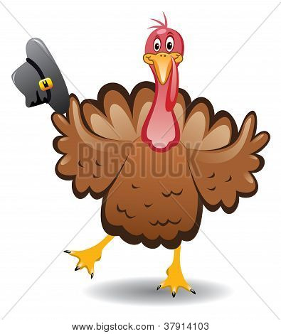 Vector Turkey