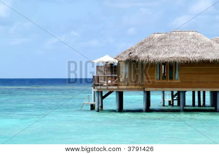 Bungalow On Maldives