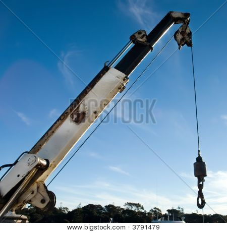 Boating Crane