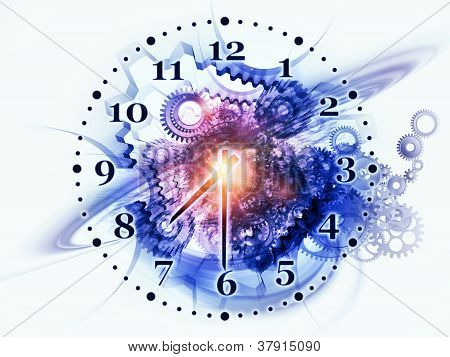 Swirls Of Time
