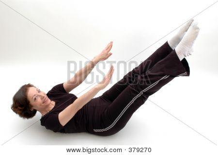 Yoga Position 973