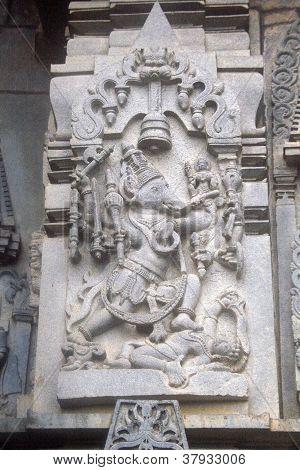 Ganesha With Amours