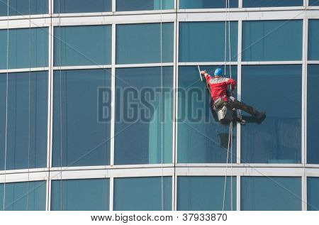 Climber - Window Cleaner