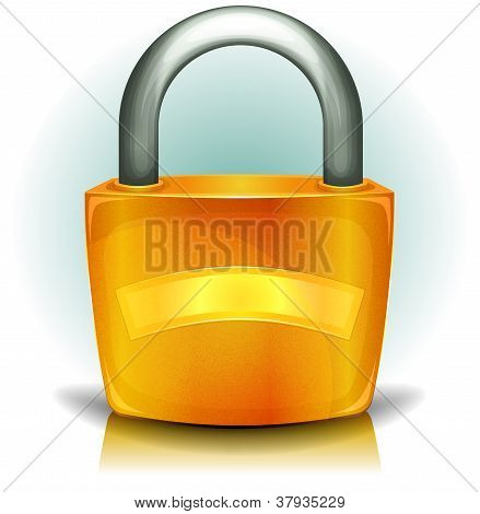 Padlock Security Icon