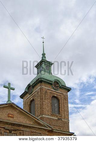 Sofia Albertina Kyrka Tower