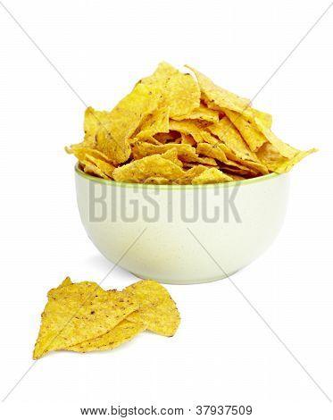 Chip Snack Tortilla Mexicana Food Unhealthy
