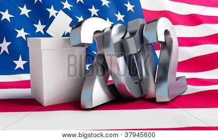 Vote Usa 2012
